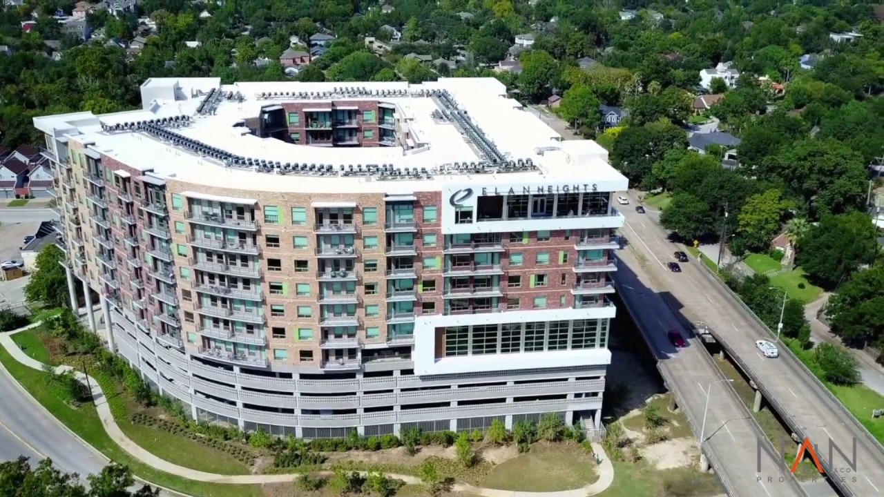 Elan Heights Luxury Apartment Living In The Houston