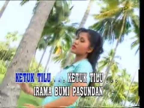 KETUK TILU - INDAH SUNDARI - [Karaoke Video]