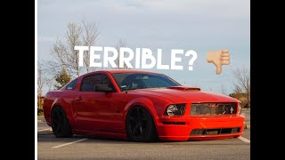 Why The 3v Mustang Gets So Much Hate! (05-09)