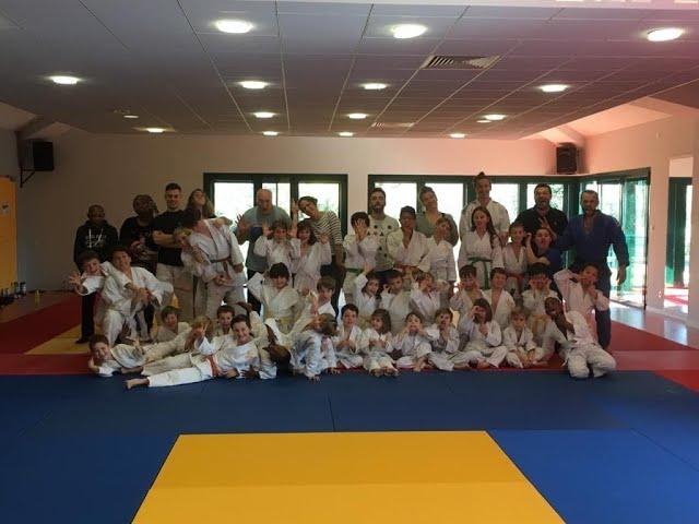 Stage Vacances d'Hiver - 22 & 23 Février 2019 - Atmosphère Judo Toulouse (AJT)