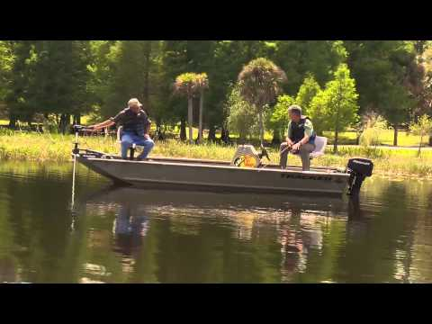 Central Florida Gardening - Fishing At Bill Frederick Park At Turkey Lake