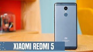 Xiaomi Redmi 5 review: el MEJOR por menos de 150 euros