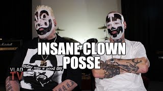 Insane Clown Posse on How They Finissed Multiple Labels for Millions of Dollars (Part 3)