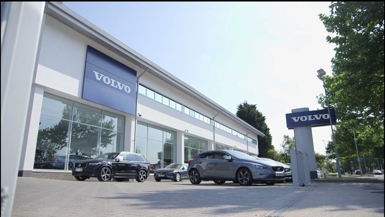 New Johnsons Volvo Gloucester Dealership