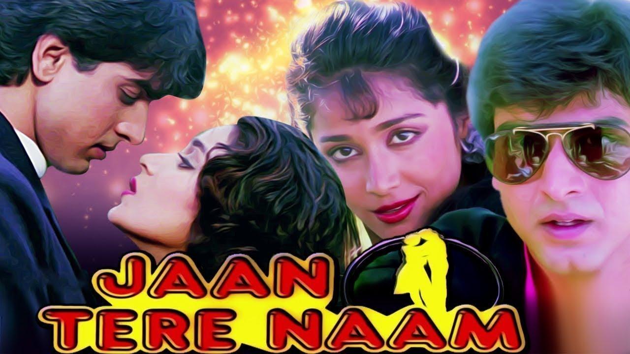 Hindi Romantic Movie Jaan Tere Naam Full Movie   Ronit Roy Movie   Farheen  Bollywood Romantic Movie