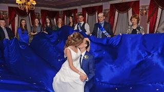 Ведущая Жанна Веселова. Свадьба Дмитрия и Виктории