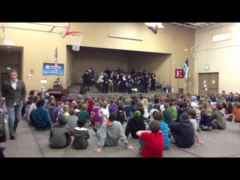 Anser Charter School Teacher Flash Mob!