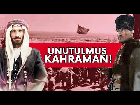 Krallığı Reddedip, Atatürk İle Birlikte Savaşan Arap Paşa! indir