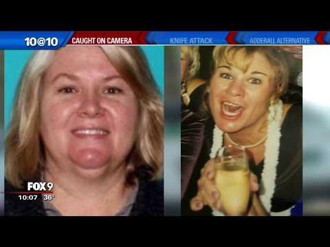 Surveillance video shows Lois Riess befriending Florida victim before murder