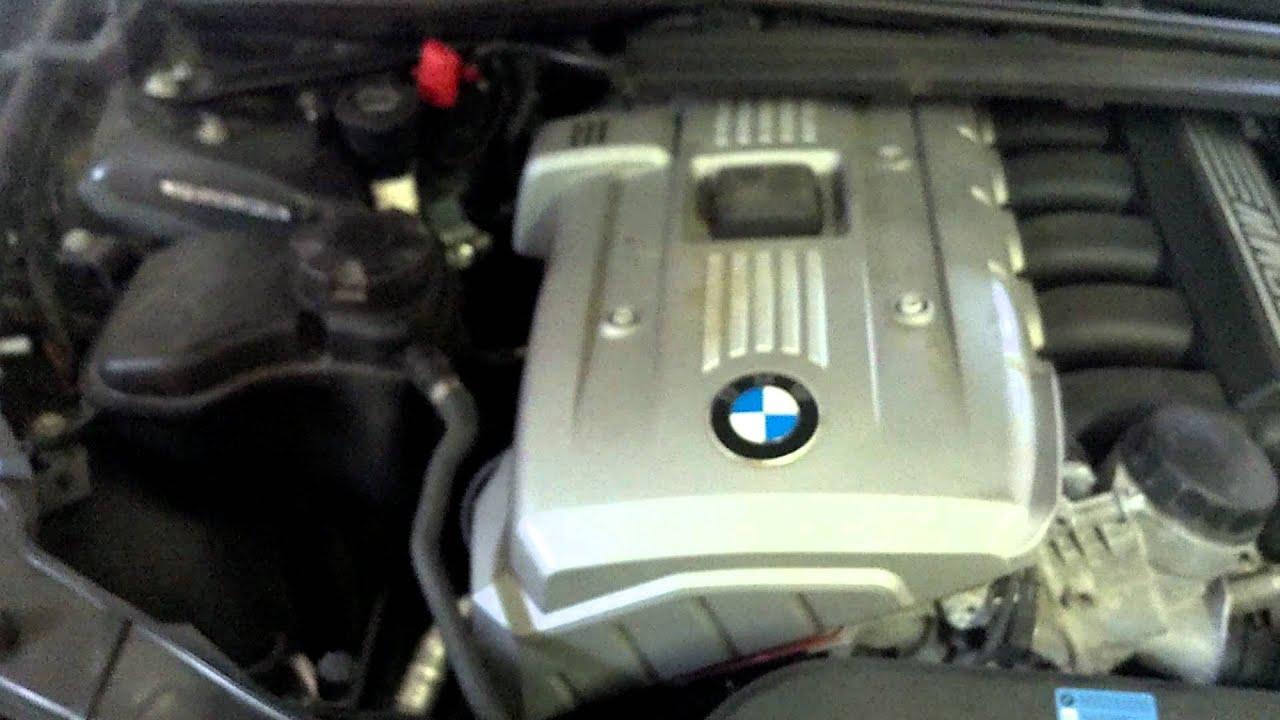 Bmw 325i 2006 engine