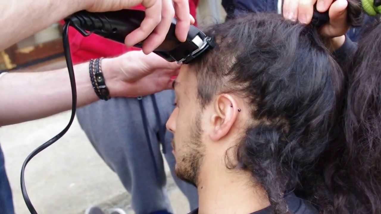 Taglio capelli 2 cm