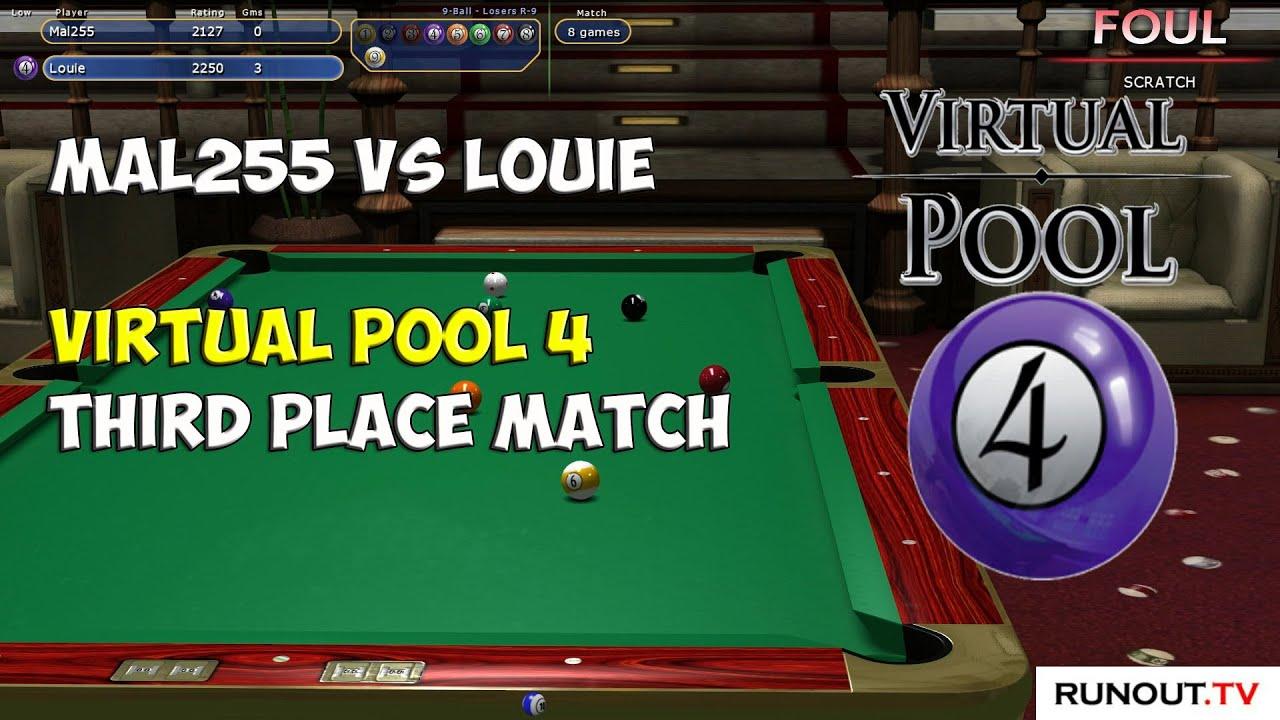 Virtual Pool 4 Pointless Gameplay against Unrealistic puter