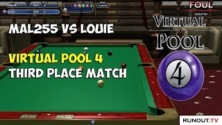 Virtual Pool 4 Pointless Gameplay against Unrealistic Computer Opponent