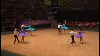 Publication Date: 2018-03-10 | Video Title: 第54屆學校舞蹈節體育舞蹈比賽 (cha cha)