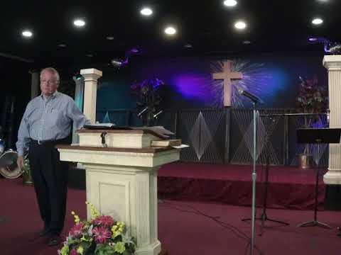 The Sword of The Spirit   Pastor Glenn Morris New Life Purpose Center