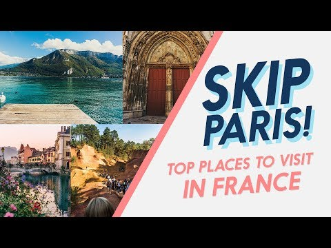 Top Destinations in France that Aren't Paris | French Fridays