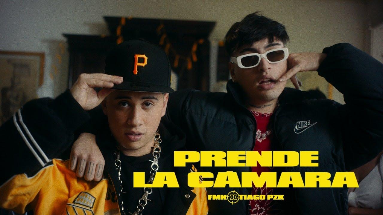 FMK, Tiago PZK - Prende la Cámara (Official Video)