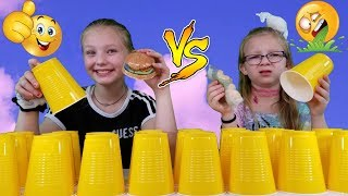 Baixar Don't Choose The Wrong Cup Food Challenge!!!