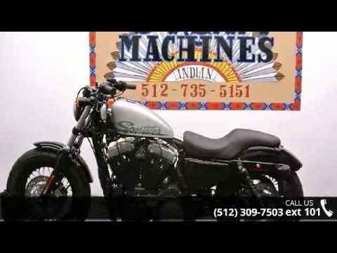2010 Harley-Davidson XL1200X - Sportster Forty-Eight  - D...