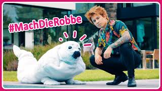 Julien Bam - Mach die Robbe feat. die Robbe (Offizielles Musikvideo) ☛BASS BOOSTED☚