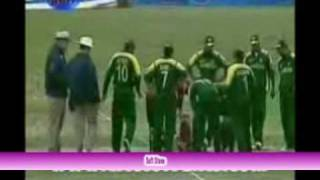 Shoaib Akhtar Goes To Kill Me By Brian Charles Lara