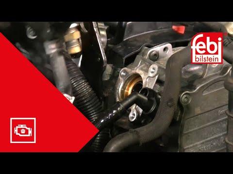 [EN] 2.0 FSi/TFSi High pressure fuel pump cam follower replacement