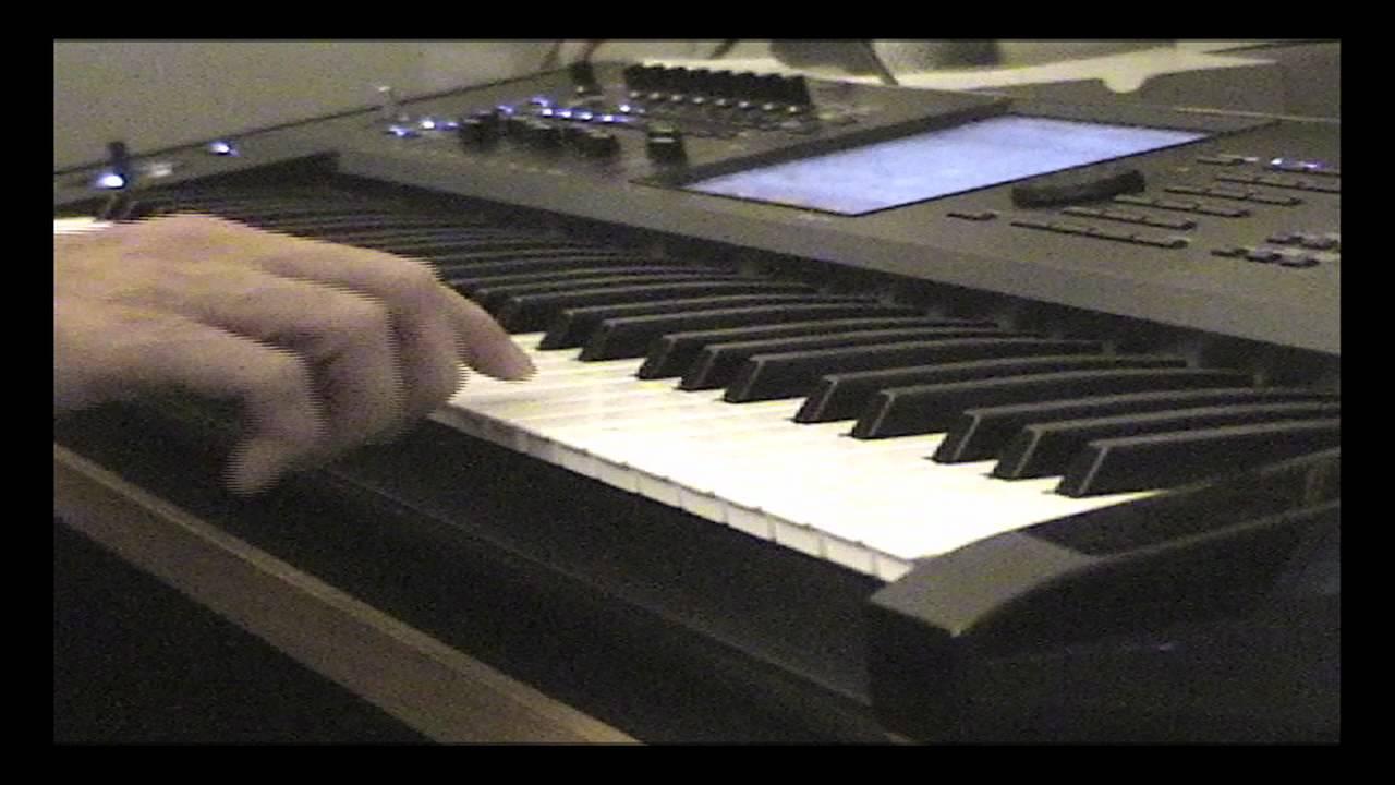 Korg Kronos Sounds - Schoenberg Orchestra - KARMA Atonal GE's