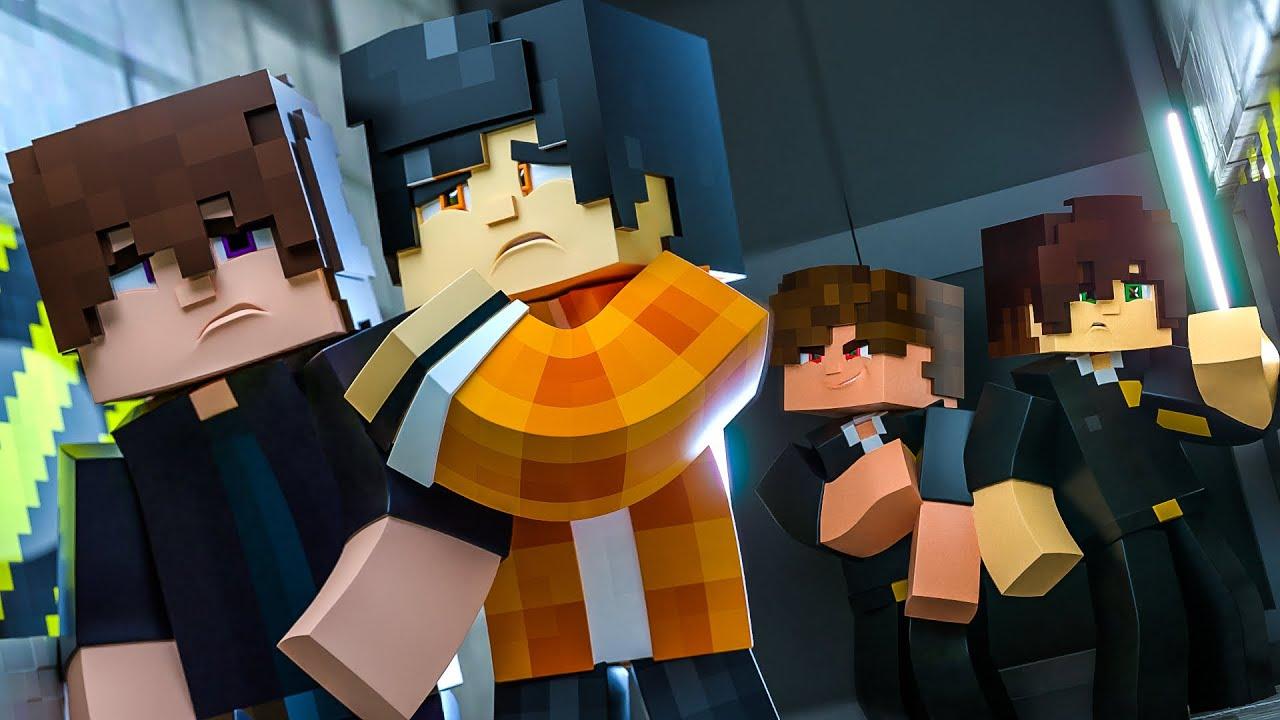 Minecraft: Five Nights at Freddy's 4 - A PASSAGEM SECRETA ESTÁ LACRADA! #07