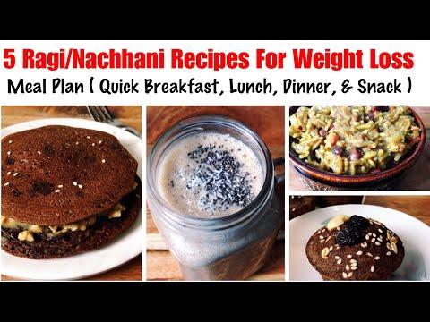 5-ragi/finger-millet-/nachhani-recipe-|-ragi-pancake,-muffins,-rice-&-soup-recipe-|-weight-loss