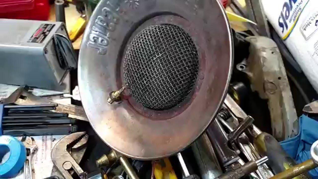 Repairing A Mr Heater Sunflower Heater That Won T Light