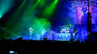 Megadeth - Peace Sells & Holy Wars (Reprise) - Camden 2010