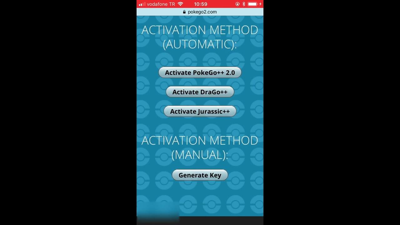 PokeGo++ Donor Activation Through Discord