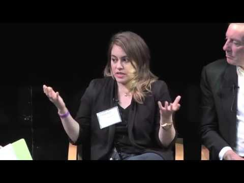 UCLA Anderson Forecast March 2015 Panel: Entertainment in the Digital Age