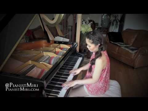 Yiruma - Kiss the Rain | Piano Cover by Pianistmiri 이미리