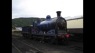 SOLE SLIP: Caledonian 812 No 828