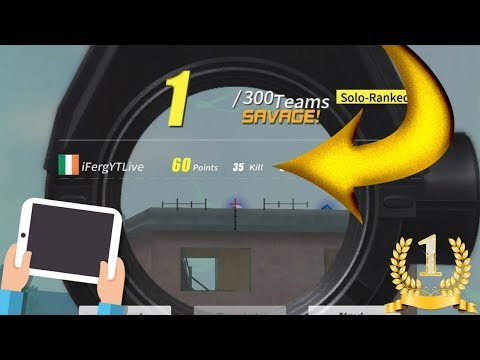 NEW 35 Kills World Record in Rules Of Survival | ROS Mobile Highest Kills | NEW MAP