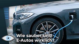 Elektroauto CO2-Bilanz: Schlimmer als Verbrenner?