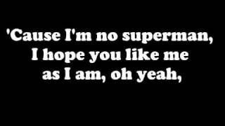 Repeat youtube video Superman by Joe Brooks with Lyrics on Screen