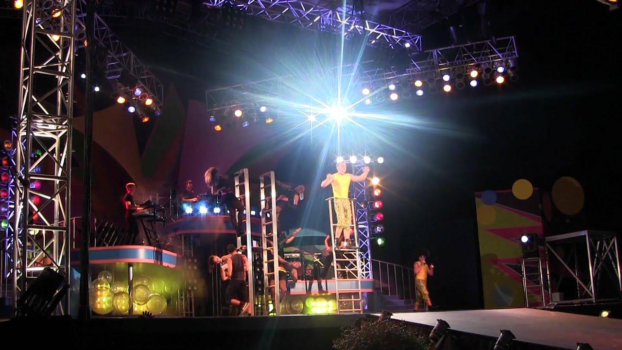BuschGardens Kinetix s SummerNights Show