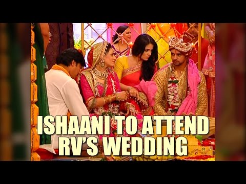 Ishani to attend RV and  Ritika's wedding   From the sets of Meri Ashiqui Tumse Hi
