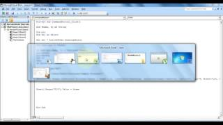 Microsoft Excel How To Display Image In Excel Using Vba Part 2 4