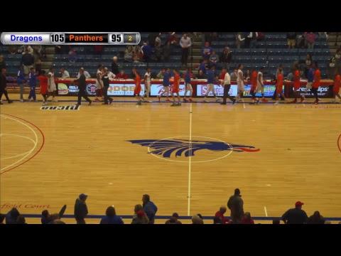 Blue Dragon Men's Basketball vs. Neosho County
