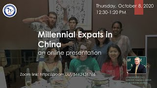 Millennial Expats in China