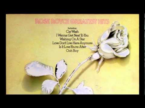 Rose Royce - Is it love you're after?