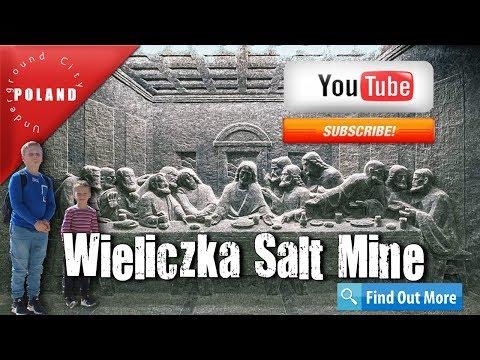 Wieliczka Salt Mine Tour Poland