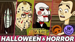 Monsters of Kreisklasse vs. Halloween & Horror
