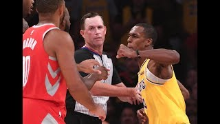 History of Rajon Rondo and Chris Paul's 10-YEAR Beef That Led to Fight