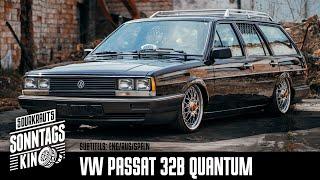 Volkswagen Passat 32b   BAGGED US QUANTUM   Sourkrauts Sonntagskino