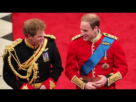 Kensington Palace ANNOUNCE Prince Harry Asked Prince William To Be Best Man At Wedding
