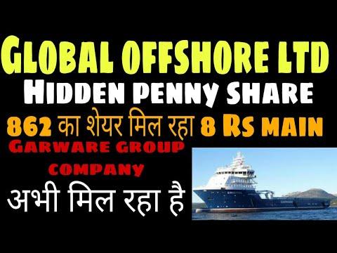 GLOBAL OFFSHORE SHARE | GLOBAL OFFSHORE SHARE LATEST NEWS | #globaloffshore | target